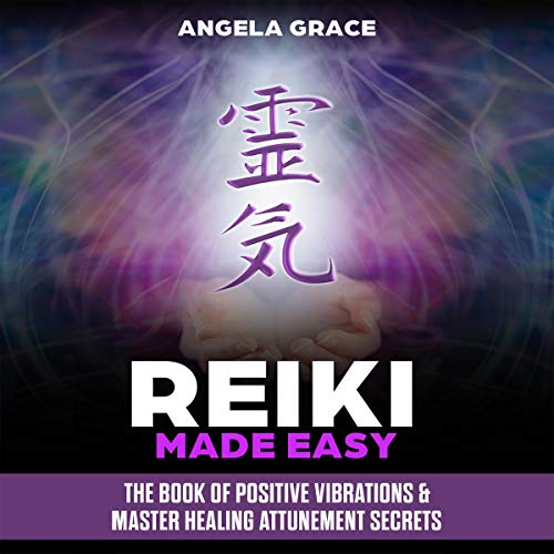 Reiki Made Easy cover art