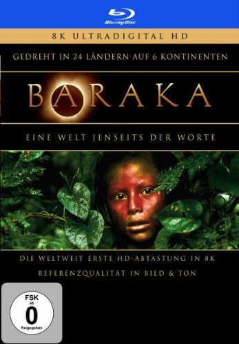 Baraka  [Blu-ray] [Collector's Edition]