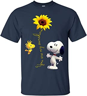 you are my sunshine snoopy shirt