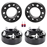 2 inch 5x4.5 to 5x4.5 Wheel Spacers 1/2-20 Studs & 82.5mm Bore, 4 PCS 5x114.3mm Wheel Spacers Compatible with 1987-2006 Wrangler TJ YJ,1992-1998 Grand Cherokee ZJ,1982-2012 Ranger,1990-2018 Explorer