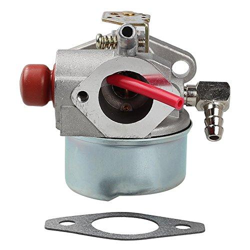 Milttor LV195EA Carburetor for Tecumseh 640271 640350 640303 LEV100 LEV105 LEV120 LV195XA Carb Engine Lawn Mower