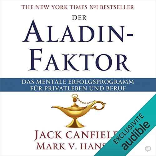 Der Aladin-Faktor audiobook cover art