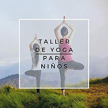Taller de Yoga para Niños - Yoga en la Selva con Sonidos de la Naturaleza