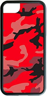 Wildflower Limited Edition iPhone Case for iPhone 6, 7, or 8 (Red Camo)