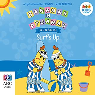 Bananas in Pyjamas: Surf's Up cover art