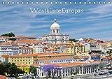 Westküste Europas (Tischkalender 2021 DIN A5 quer)