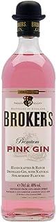 "Broker""s Broker""s Pink Gin 40% vol Gin NV Gin 6 x 0.7 l"