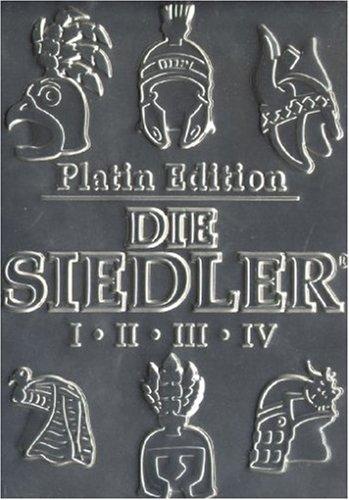 Die Siedler I / II / III / IV - Platin Edition