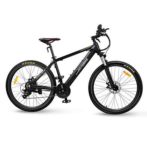 HOTEBIKE Powerful Electric Mountain Bike