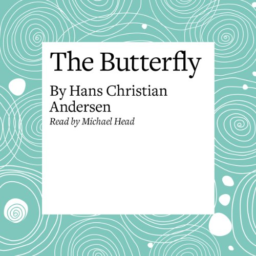 The Butterfly audiobook cover art