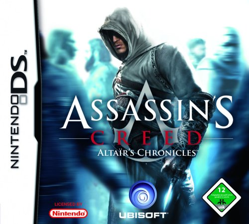 Ubisoft  Assassins Creed Altair's Chronicles