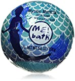 me!bath mystic mermaid bath bomb, 159 grams