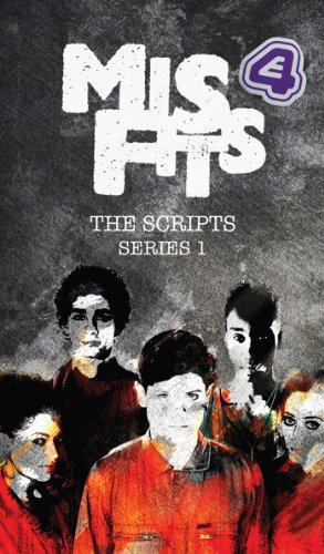 Misfits, The Scripts Series One (English Edition)
