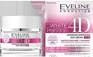 EVELINE WHITE PRESTIGE 4D WHITENING DAY CREAM 50ML