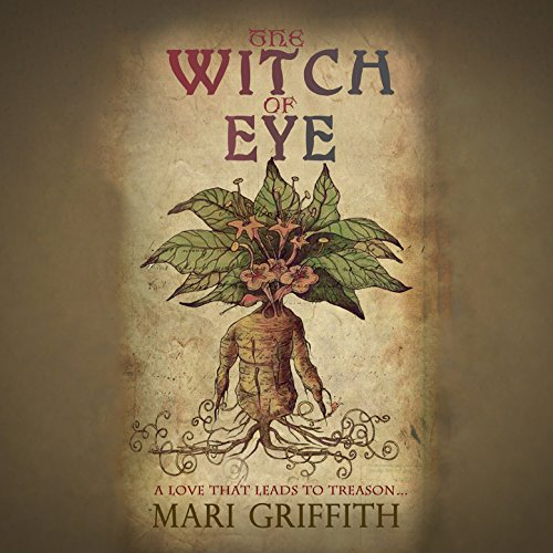 The Witch of Eye audiobook cover art