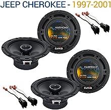 Best 1998 jeep cherokee speakers Reviews
