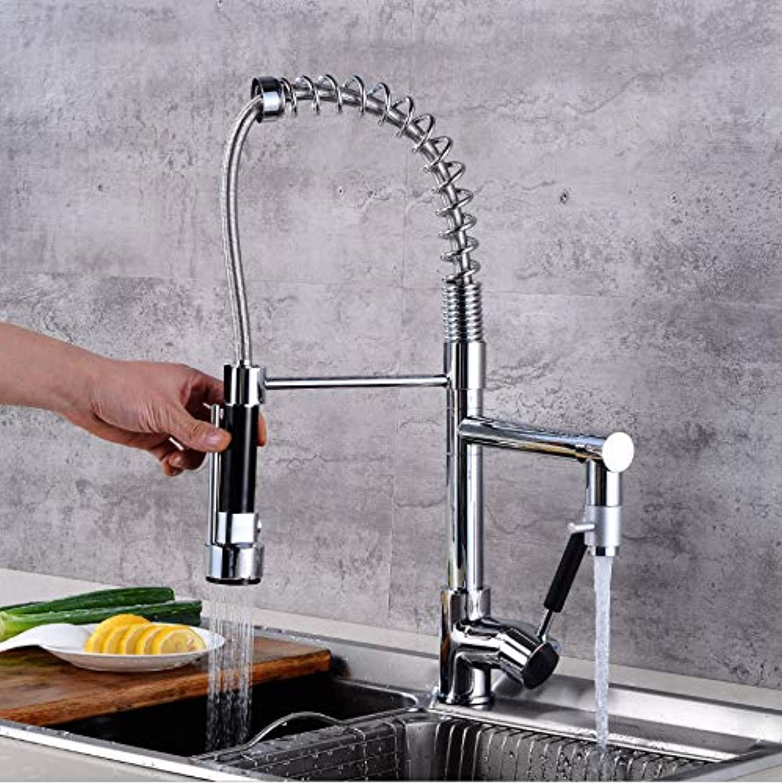 Wasserhahn überzug Küchenarmatur heien und kalten Frühling Wasserhahn Hochdruckdüse Wasserhahn Spüle rotierenden Wasserhahn