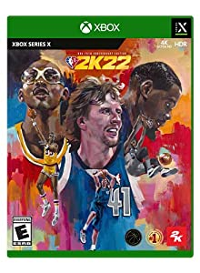 This edition includes NBA 2K22 for Xbox One and Xbox Series X S - A New Generation NBA 2K Experience - 100K VC, MyTEAM packs, digital items for your MyPLAYER, and more! Amazon pre-order exclusive: an additional 2,000 VC, 95-rated Kareem Abdul-Jabbar ...