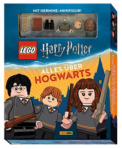 LEGO® Harry Potter: Alles über Hogwarts: Schulfächer, Zaubersprüche, Quidditch und mehr!: Mit LEGO® Minifigur Hermine