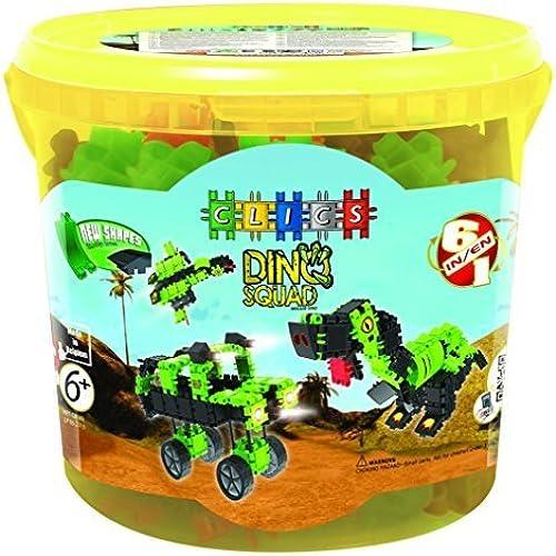 Bucket Clics Dino Squad by Clics