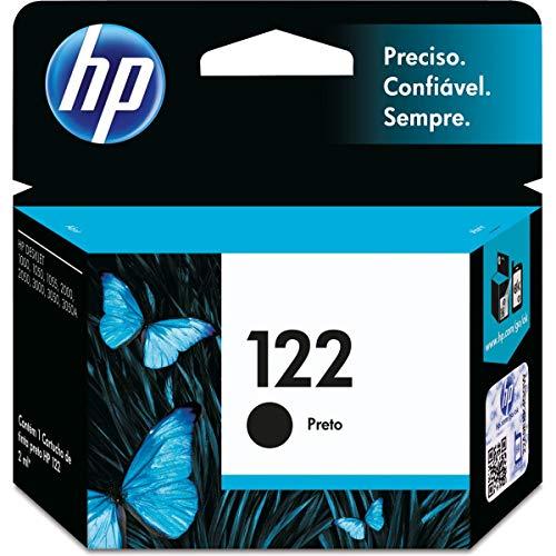 Cartucho HP 122 Preto Original (CH561HB)