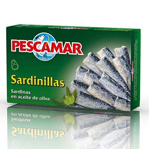 Pescamar 7-10 Piezas Sardinillas En...