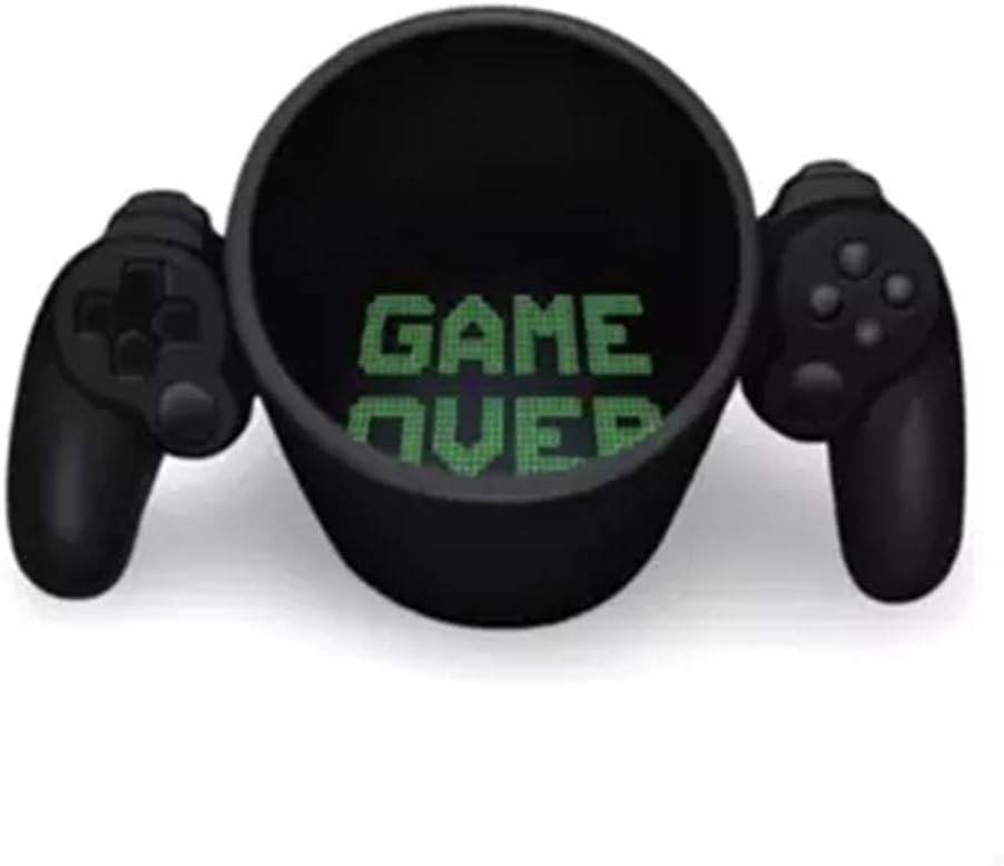 cheap MONLEYTA Bargain sale Personalized Creative Gamepad Shape Game Ove Cup Coffee