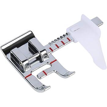 Pie prensatelas ajustable para máquina de coser doméstica de pie bajo, compatible con modelo a presión Brother, Babylock, Singer, Janome, Juki, New Home: Amazon.es: Hogar