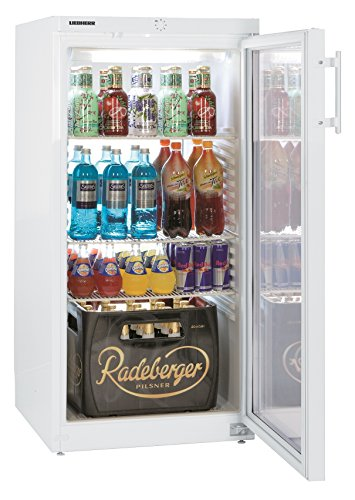 Liebherr FK 2642 Freistehend Weiß - Getränkekühler (Stand-alone, Weiß, 4 Regale, Rechts, R600a, 2-10 °C)