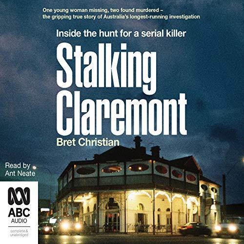 Stalking Claremont cover art