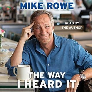 The Way I Heard It audiobook cover art