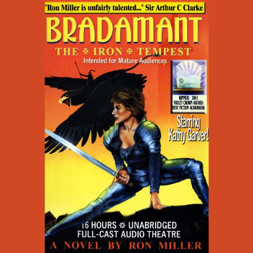 Bradamant audiobook cover art