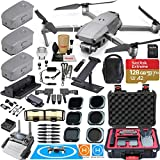 DJI Mavic 2 Pro Drone Quadcopter and Fly More Kit Combo Rugg...