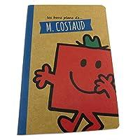 [氏夫人 (Monsieur Madame)] (Monsieur Madame コレクション) [P8948] 学習帳・練習帳 ベージュ