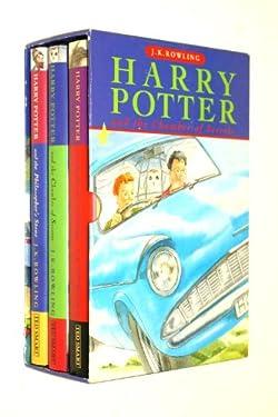 The Harry Potter trilogy: Philosophers Stone; Chamber of Secrets; Prisoner of Azkaban