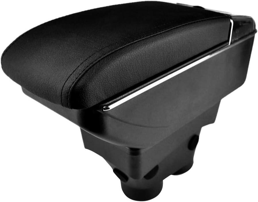 Eastar ABS Dual ※アウトレット品 Layer ランキング総合1位 Storage Box with Leatherette Armrest Paddi
