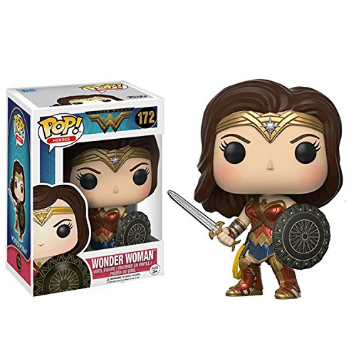 Top 10 wonder woman pop funko for 2020