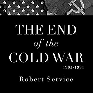 The End of the Cold War 1985-1991 cover art