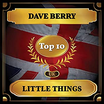 Little Things (UK Chart Top 10 - No. 5)