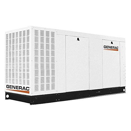 Generac Commercial Series Liquid-Cooled Standby Generator - 150 kW, 277/480 Volts, LP, Model Number QT15068KVAC