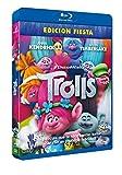 Trolls Blu-Ray [Blu-ray]