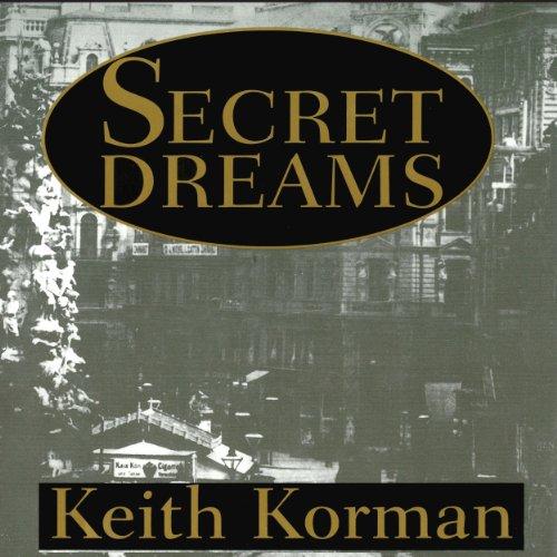 Secret Dreams audiobook cover art