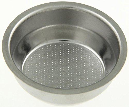 Quick Mill Siebeinsatz 2 Tassen für Espressomaschinen mit Thermoblock System