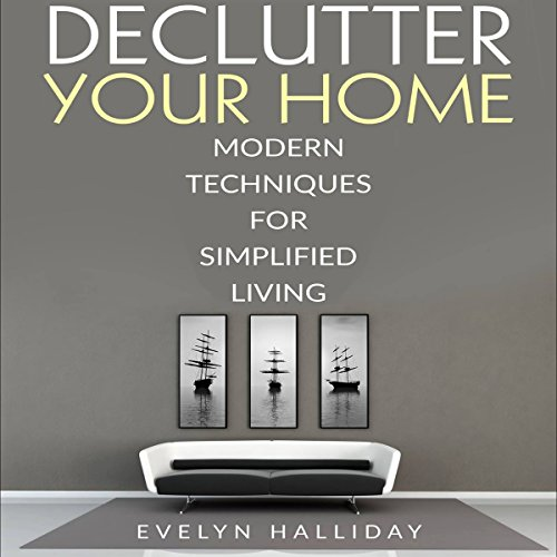 Declutter Your Home audiobook cover art