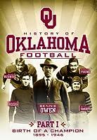History of Oklahoma Football Part 1: Birth of a [DVD] [Import]
