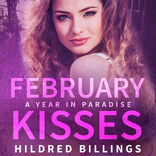 February Kisses  audiobook cover art