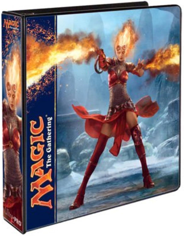 Magic The Gathering 3Ring Collector Card Album von UltraPro  Motiv Core Set 2014