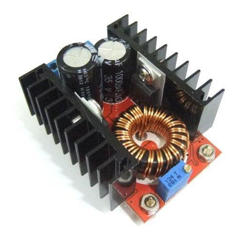 SMAKN 150w 12v/24v 10-32v to 12-35v Dc Boost Step up Converter Car Regulated Power Supply …