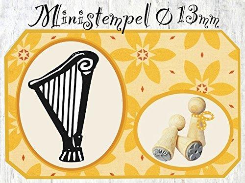 Stempel Harfe