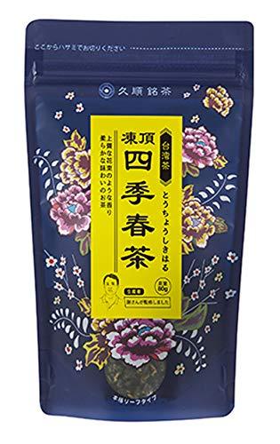 ダッシュ 謝さんの香る烏龍茶 凍頂四季春茶 80g